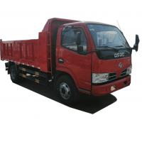 Buy cheap Dongfeng 5 Ton Mini Dump Truck / Diesel Fuel Type Crawler Tipper Truck from wholesalers