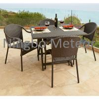Buy cheap Household Outdoor Furniture Dining Set for Garden  , Dining Tables and Chairs , ningbo, china from wholesalers