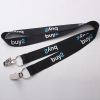 Buy cheap Silk Screen Printing Lanyard wholesale lanyards from wholesalers