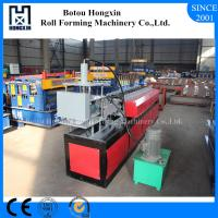 Buy cheap Hydraulic Pump Rolling Shutter Machine , Aluminum Sheet Metal Roll Forming Machines from wholesalers