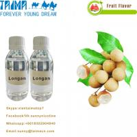 Buy cheap Xi'an Taima hot selling food grade high concentrated PG/VG Based Longan Flavour from wholesalers