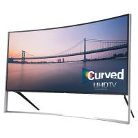 """Buy cheap the biggest 4K TV! samsung UHD 105S9 Series Curved Smart TV - 105"""" Class (104.6"""" Diag.) from wholesalers"""
