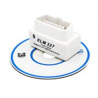 Buy cheap White Super Mini ELM327 OBD2 Diagnostic Interface Bluetooth Obd2 V1 5 from wholesalers