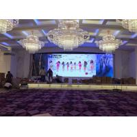 Buy cheap P10 Indoor Full Color Led Display Waterproof / Led Tv Screen Led Outdoor For Advertising from wholesalers