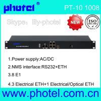 Buy cheap TDM over IP Converter TDMOIP from wholesalers