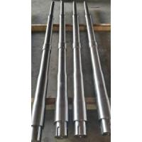 Buy cheap AISI 4317(17CrNiMo6,18CrNiMo 7-6,1.6587)Forged Forging Steel Pump Shafts from wholesalers
