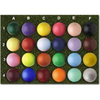 Buy cheap range golf balls from wholesalers