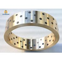 Buy cheap Customized Processing Self Lubricating Bearing Large Size Wear - Resistant from wholesalers