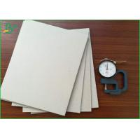 Buy cheap Triplex Double Grey Chip Board Sheet 70x100cm For Hard Book Holder from wholesalers