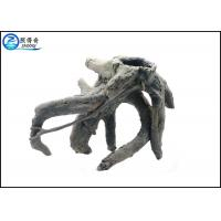 Buy cheap Eco-friendly Resin Tree Stump Ornaments For Aquariums Decoration from wholesalers