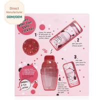 Buy cheap Summer Fruits Body Shop Perfume Gift Sets 150ml 200ml Wild Strawberry Scent from wholesalers