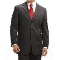 Buy cheap XL XXXL XLL S M classic Anti-Shrink,  anti-static  mens business prom  zoot  suits from wholesalers