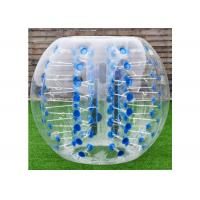 Buy cheap Leisure Centre Inflatable Outdoor Toys , Pool Land Inflatable Bumper Ball from wholesalers