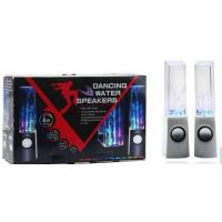Buy cheap colorful lighting LED USB water dancing speakers with normal box package product