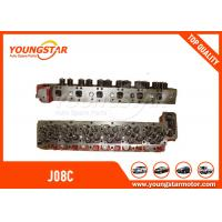Buy cheap HINO JO8C 8.0L Complete Cylinder Head 11101E0541 11101 E0541 11101-E0541 from wholesalers