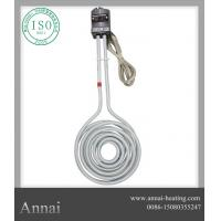 Buy cheap ANNAI Corrosion-proof PTFE tube water immersion heating element teflo heater from wholesalers