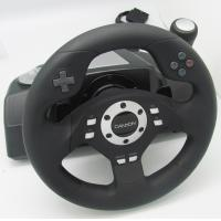 Buy cheap USB 2 Axis 12 Button V5 PC Game Racing Wheel With 270 Degree Steering Angle from wholesalers