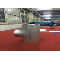 Buy cheap Butt Welding Stainless Steel Pipe Fittings Cross Straight 4 Way ASTM  A403 Asme B16.9 from wholesalers