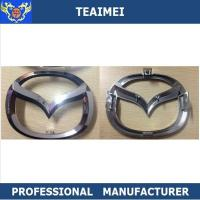 Buy cheap Customized Chrome Rear Trunk Car Badge Logos Mazda 3 Emblems Badge from wholesalers