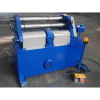 Buy cheap Mechanical 3-Roller Unsymmetrical Plate Rolling Machine (W11F Series) from wholesalers