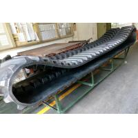 Buy cheap High Powered AG Rubber Tracks For John Deere Tractors 9000T T36  X P2 X 49JD Wear Resistance from wholesalers