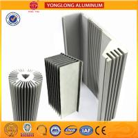 Buy cheap Heat Broke Aluminum Frame Profiles Sound Insulation Impact Resistance from wholesalers