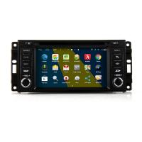 Buy cheap 6.2 android car DVD GPS android 4.4.4 HD 1024*600 fo Chrysler/jeep/Dodge with 4 Core CPU, Mirror link from wholesalers
