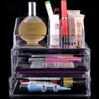 Buy cheap Eco-Friendly acrylic cosmetic holder , Clear acrylic lipstick holder product