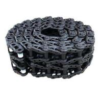 Buy cheap excavator parts(track chain) from wholesalers