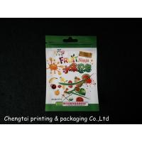 Buy cheap Eco Food Grade Small Sealed Packaging Bags With Aircraft Hole from wholesalers