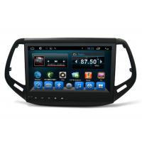 Buy cheap Android 6.0 Radio Tv Wifi Central Multimedia Gps Jeep Compass Longitude 2017 from wholesalers