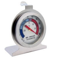 Buy cheap Classic Large Dial Temperature Thermometer For Refrigerator Freezer Fridge from wholesalers