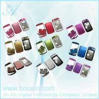 Buy cheap Best quality colorful and electroplating for Blackberry 9700 full housing from wholesalers