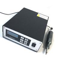 Buy cheap 30Khz Ultrasonic Cutting Blade 500W  Easy To Replace For Plastic Deburring Trimming from wholesalers