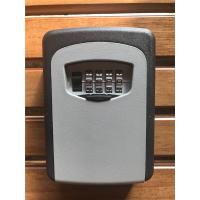 Buy cheap Zinc & Aluminum Alloy Digital Door Key Safe Lock Box Wall Mount for Real Estate from wholesalers