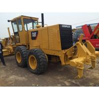 Buy cheap Road Construction Used Motor Grader , Cat 140h Motor Grader 14' Moldboard from wholesalers