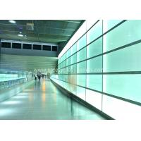 Buy cheap Building Skylight Clear Laminated Safety Glass 3mm to 19mm , Tinted Tempered Glass Walls from wholesalers