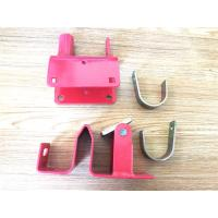 Buy cheap One Way Lockable Farm Gate Latches Black Powder Coating For Construction Hardware from wholesalers