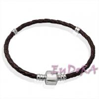Buy cheap Leather Beaded Bracelets Necklaces from wholesalers