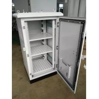 Buy cheap Weatherproof Outdoor Enclosure Cabinet / External Electrical Cabinet Durable product