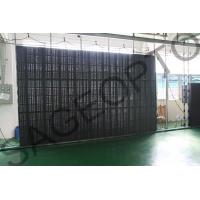 Buy cheap High Definition P8.9 Advertising LED Curtain Screen as Window Transparent Display from wholesalers