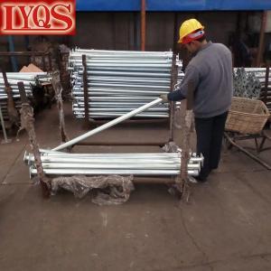 Buy cheap Adjustable Steel Jack Tele-Post product