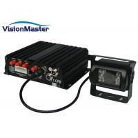 Buy cheap Double SD Card CCTV DVR Recorder , 720P 8 Channel Vehicle DVR With Camera product