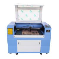 Buy cheap Architectural models Laser Cutting Machine with 90W Co2 Laser Tube product