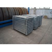Buy cheap Cold Bending Galvanized C Section , Solar Energy Systems Steel Extrusion Profiles from wholesalers