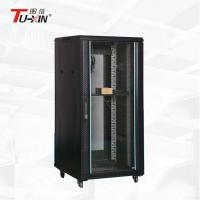 Buy cheap 22u Small 19 Inch Server Rack Half Height 600mm / 800mm Width Powder Coated Surface Finish from wholesalers
