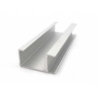 Buy cheap 40x40 Square Tube Aluminum Profiles For Kitchen Aluminum Profile Handle from wholesalers