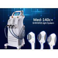 Buy cheap OPT Hair Removal 10.4 LCD Touch Screen Vertical with 3 Handles IPL Pigmentation from wholesalers