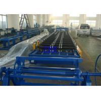Buy cheap Mould Hydraulic Cutting Roof Panel Roll Forming Machine 15M / Min Processing Speed product