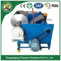 Buy cheap Alibaba china hot sell aluminium foil rewinding cutting paper  machine from wholesalers